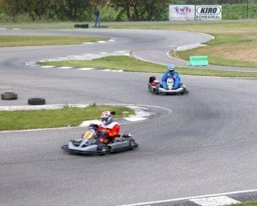 Karting no Kartódromo do Oeste   30 Minutos para 1 ou 2 Pessoas