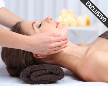Relax & Beauty: Massagem + Mini Facial | 50 Min. | 6 Clínicas Sorria