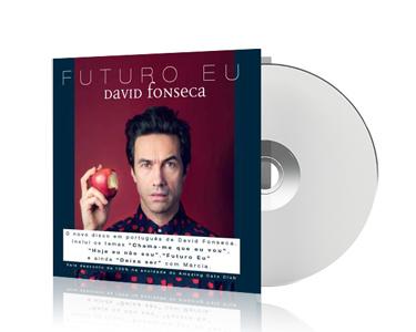 CD 'Futuro Eu' de David Fonseca