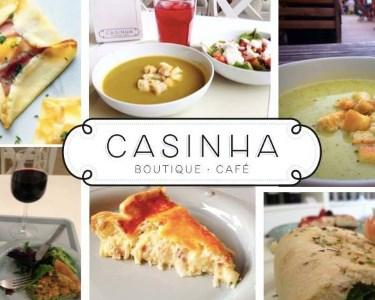 Brunch Especial Romântico a Dois | Sem Reservas | CASINHA® Boutique Café | 5 Locais