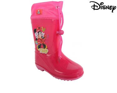 Botas de Borracha Minie Fushia Disney®