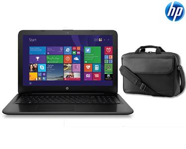 Portatil HP® 250 G4 com 500GB + Mala