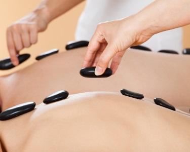 Despertem os 5 Sentidos! Massagem Pedras Quentes c/ 3 Terapias a Dois