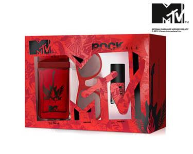 Conjunto Perfume MTV Rock | Rebelde e Provocante