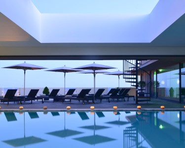 Experiência de Luxo: Circuito Águas + Massagem à Escolha para 2 pessoas - Faz o convite!