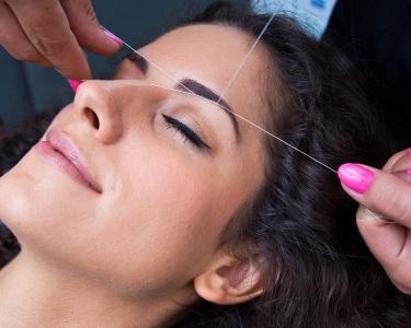 Threading - Depilação com Fio | Buço & Sobrancelha | Openbeauty