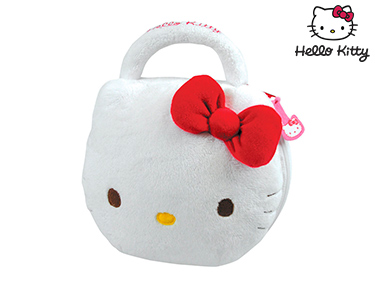 Hello Kitty | Porta CD Branco