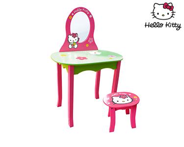 Hello Kitty | Conjunto Mobiliário Beleza