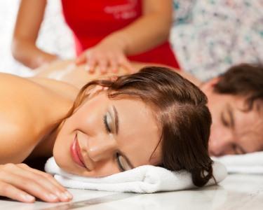 Massagem Corpo Inteiro a Dois | 1 Hora | Spa Elemento