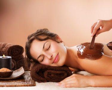 Spa de Chocolate! Rosto, Massagem e Vinho Porto | 1 ou 2 Pessoas