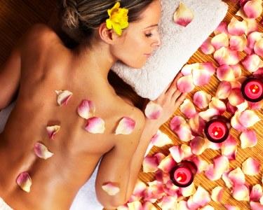 Massagem Corporal Relaxante c/ Limpeza de Pele & Chá   1H30   Maria Bonita