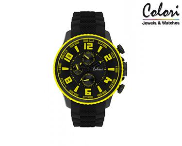 Relógio Colori® Unissexo | 5-COL289