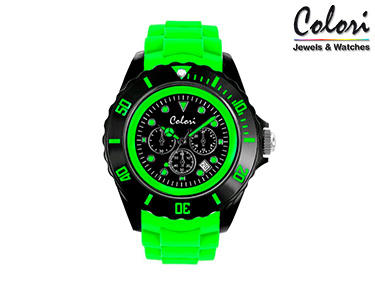 Relógio Colori® Unissexo | 5-COL317
