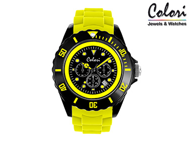 Relógio Colori® Unissexo | 5-COL313