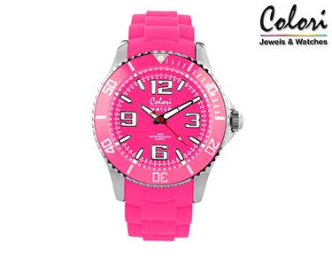 Relógio Colori® Unissexo   5-COL043