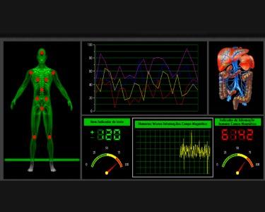 Saiba o Estado da Sua Saúde | Avaliação, Tratamento & Diag. Quântico