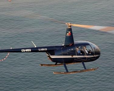 Lisbon Sky | Fantástico Voo de Helicóptero pelos Céus da Capital