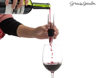Decantador de Vinho Refined