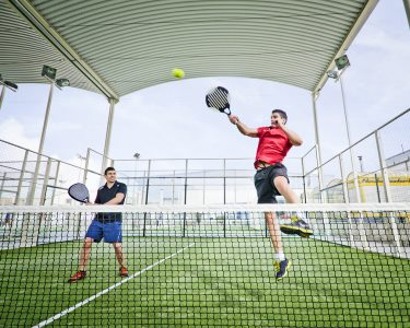 Fun & Friends! Aluguer Campo Padel | 1h30 | IT Sports Arena | Lisboa