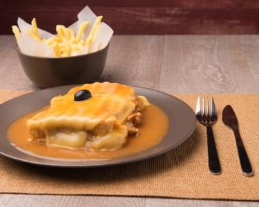 Jantar Romântico: Francesinhas para Dois | Marina da Expo
