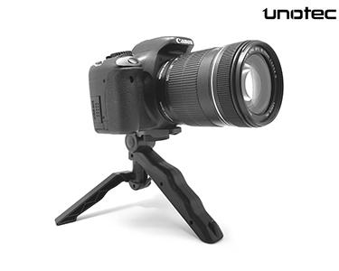 Tripé Universal 3 em 1 compatível com GoPro & Reflex