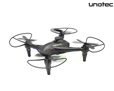 Drone Follower | Controlo Fácil e Preciso