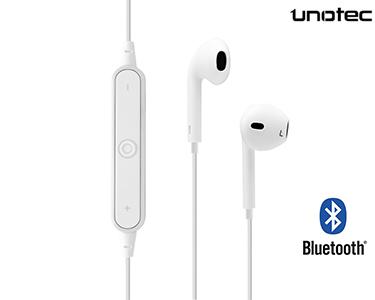 Auricular Bluetooth Unotec® | Alta Fidelidade e Mãos Livres