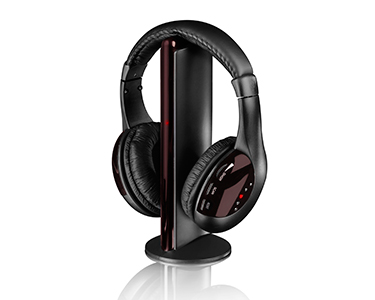 Auricular Wireless 5 em 1 | Versatilidade sem Fios!