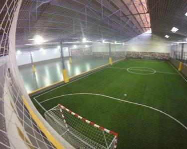 Aluguer Campo Futebol 5 ou Futsal | 1h - IT Sports Arena | Lisboa