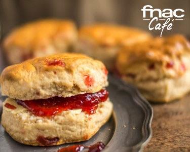 Café FNAC | Menu Ideal para Dois | Alegro Alfragide ou Vasco da Gama