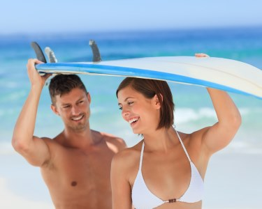 Aula de Surf ou Skate | Matosinhos - 1h30 para 2 Pessoas