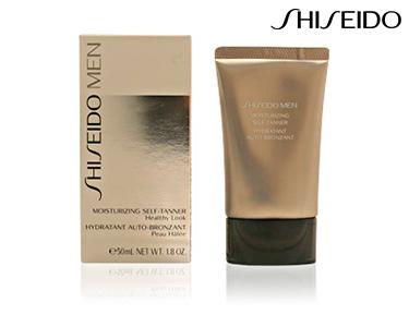 Loção Auto-Bronzeadora Rosto 50 ml Shiseido® | Para Homem