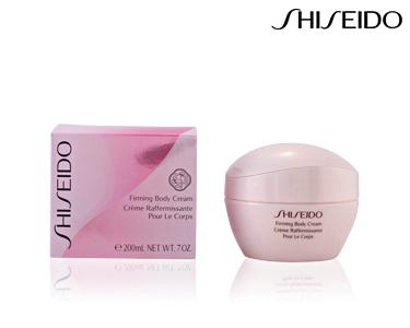 Creme Reafirmante para o Corpo 200ml  Shiseido® | Para Mulher