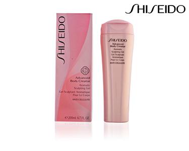Gel Modelador & Reafirmante 200ml Shiseido® | Para Mulher