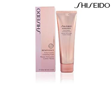 Espuma de Limpeza Ultra Cremosa 125 ml Shiseido® | Para Mulher