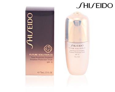 Loção Dia Protector Solar SPF15 75 ml Shiseido®   Para Mulher