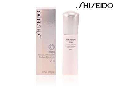 Hidratante Todo Tipo de Pele Diário 75 ml Shiseido® | Para Mulher