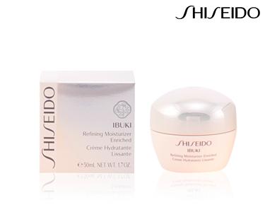 Creme Hidratante p/ Peles Normais a Secas 50 ml Shiseido® | Para Mulher