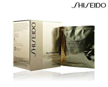 Discos Exfoliantes 8 unid Shiseido® | Para Mulher