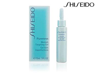 Gel Pele c/ Acne 15 ml Shiseido® | Para Mulher