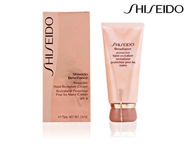 Creme Revitalizador Mãos SPF8 75 ml Shiseido® | Para Mulher