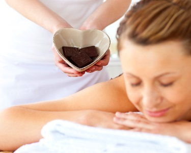 Doce Tentação com Massagem de Chocolate | 2 Pessoas | Braga ou Guimarães