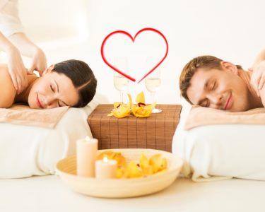 Experiência Adão e Eva a Dois | Paraíso c/ Massagem & Champanhe