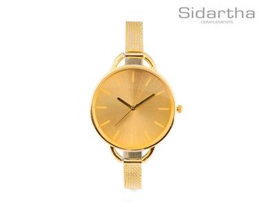 Relógio Sidartha® Steel Mulher | Escolha a Cor