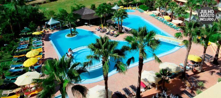 Verão em Albufeira! 3 ou 7 Noites c/ Jantar no Hotel Baía Grande