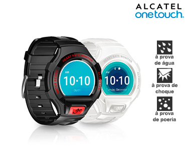Smartwatch Alcatel® One Touch Go Watch | Escolha a Cor
