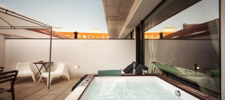Master Suite by Aveiro City Lodge | Noite c/Jacuzzi em Aveiro