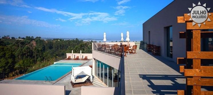 Verão de Luxo | 1 a 3 Noites no Vale d´Azenha Hotel & Residences 4*