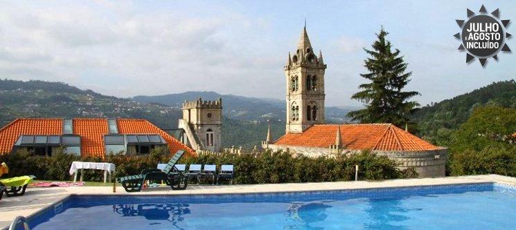 Desfrute do Douro! 2 Noites Apaixonantes na Casa da Calçada