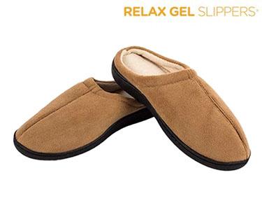 Pantufas Relax Gel | Conforto & Bem-estar para os seus Pés!
